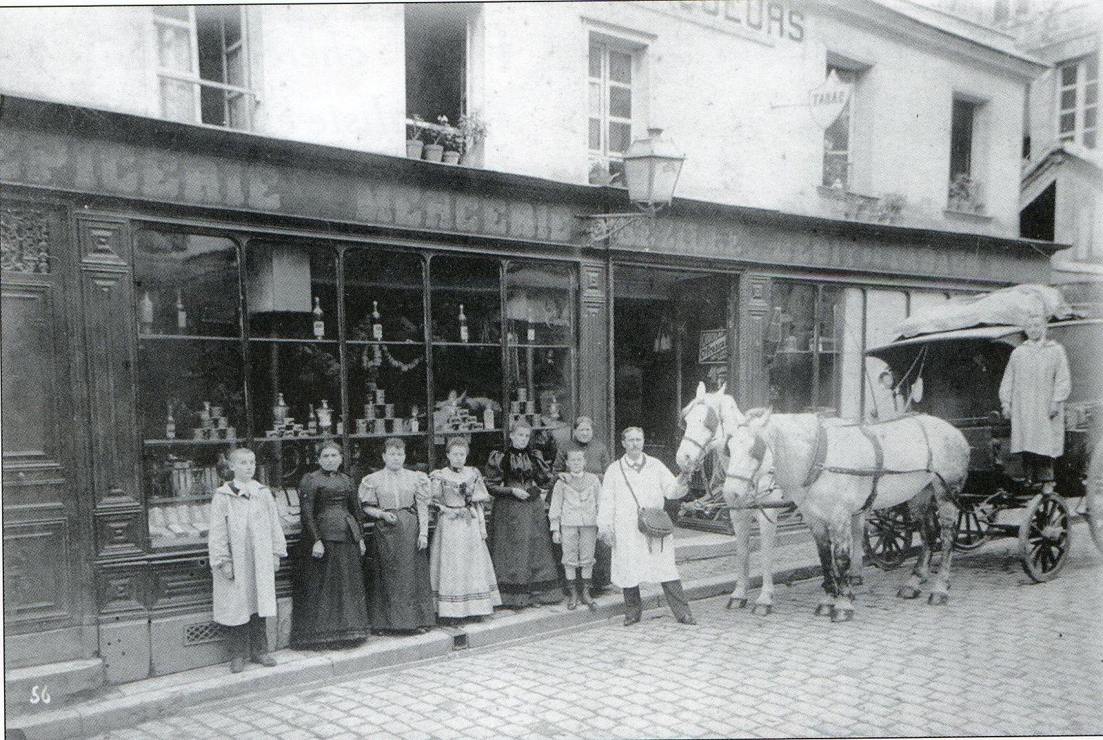 Album - la ville de Noyon, (Oise), les commerces