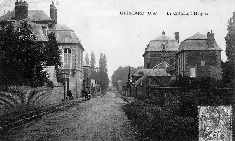Album - le village de Guiscard (Oise)