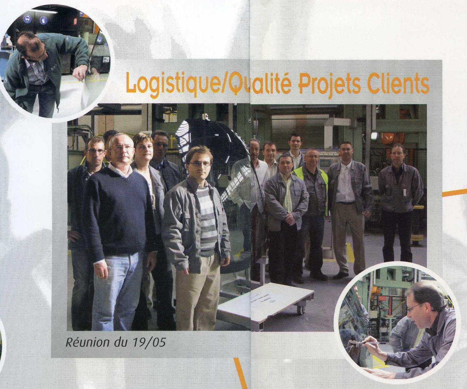 Album - la société S.VE, 2010, une belle aventure Humaine avec des Hommes et des Femmes