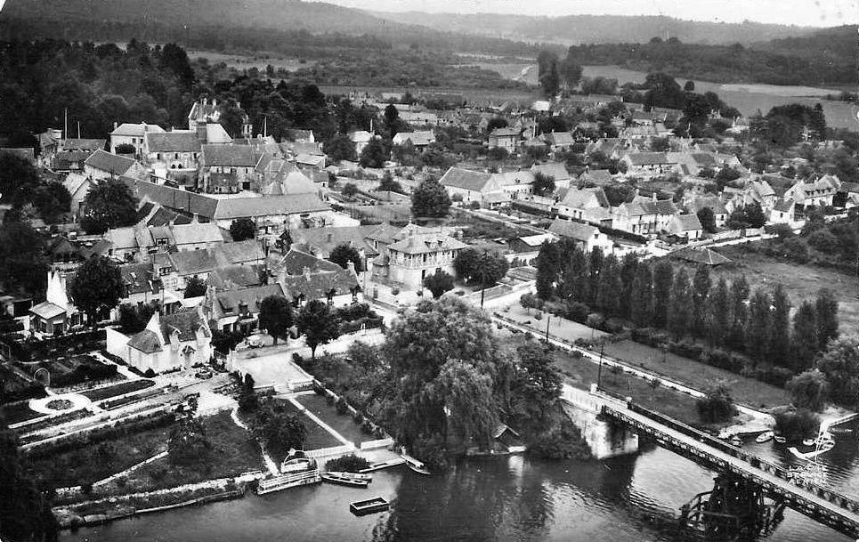 Album - le village de Rethondes (Oise)