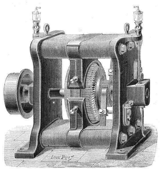 gramme machine