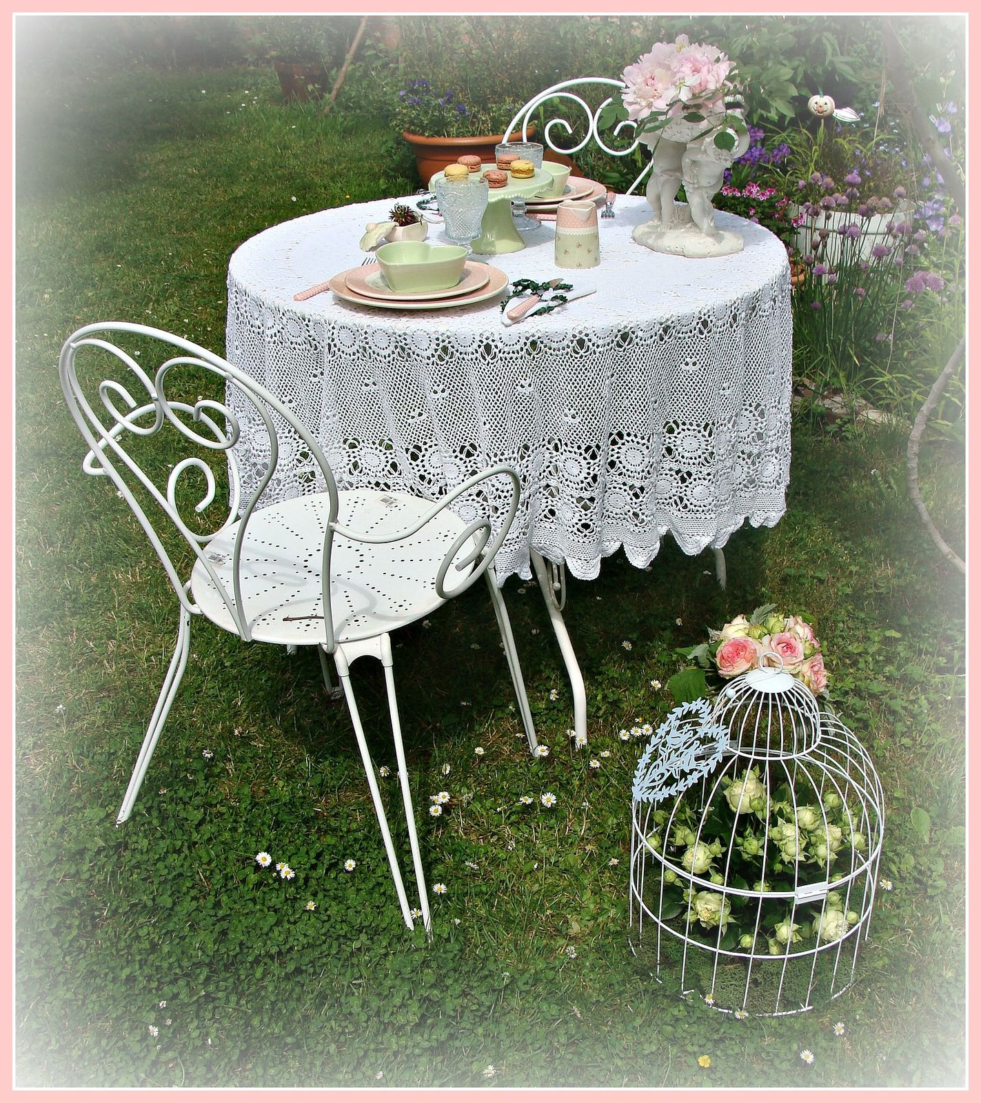 table romantique pour demande en mariage le blog de escargotine. Black Bedroom Furniture Sets. Home Design Ideas