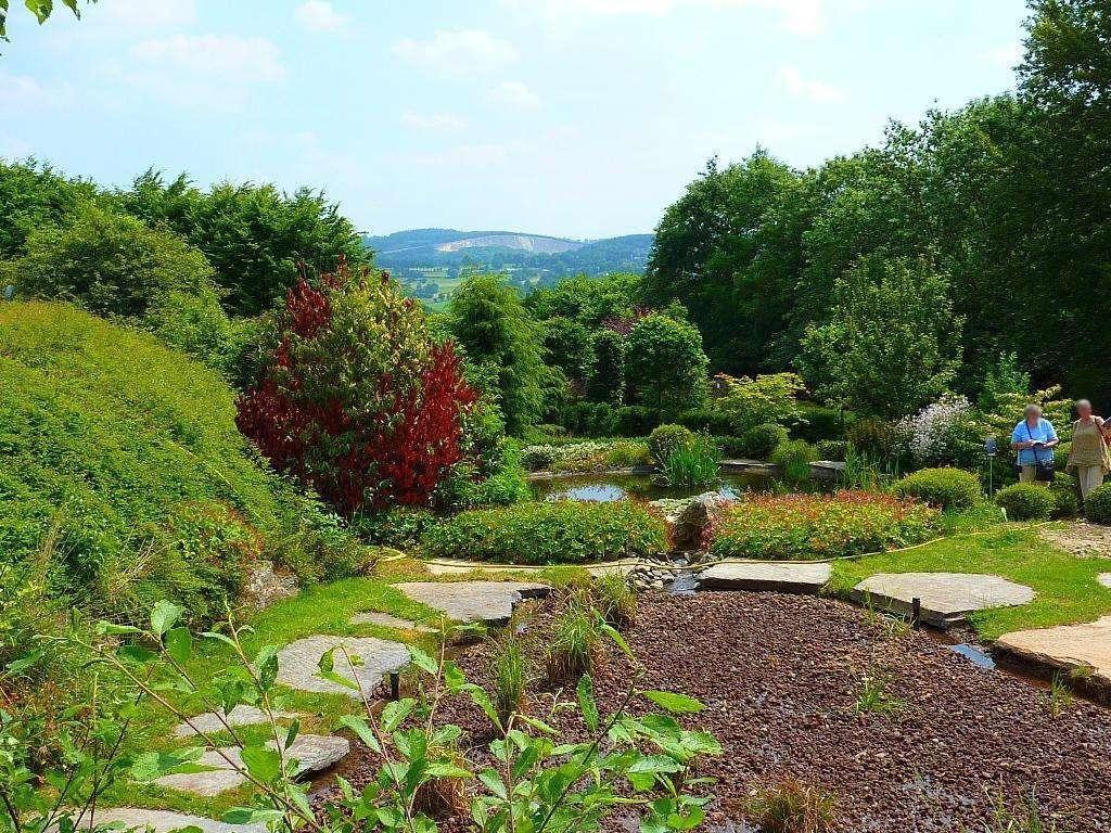 Le jardin de jean nickell nos jardins et nos balades for Le jardin en juin