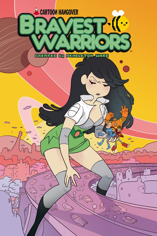 BRAVEST-WARRIORS-21-Cover-A-by-Mady-Martin 600