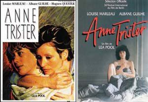 Affiche du film Anne Trister, ralis par La Pool