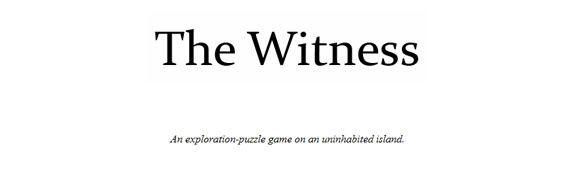 the witness jonathan blow