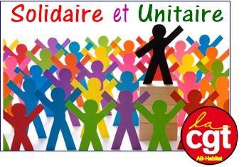 solidaires et unitaires