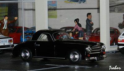503403 Simca 8 Sport noire