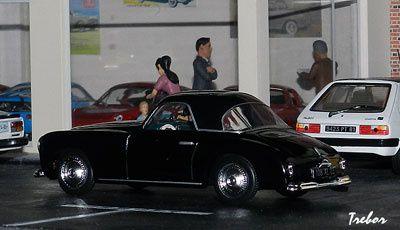 503404 Simca 8 Sport noire