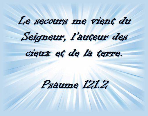 Psaume 121 2 mon univers biblique - Verset biblique consolation ...