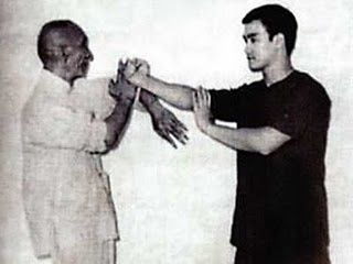 bruce lee et ip man