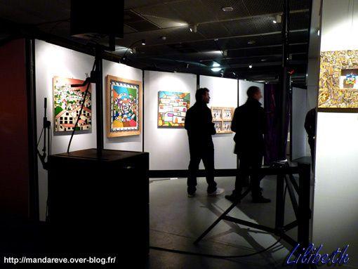 expo Gabi Jiménez à Cergy
