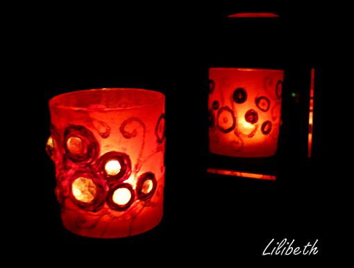 photophore bulle rouge tali bellule lilibeth mandareve bijoux fantaisie mandala deamcatcher. Black Bedroom Furniture Sets. Home Design Ideas