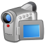 Hardware Video Camera Icon 64