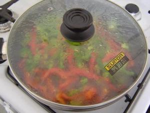 nouilles sautées chinoises recette simple avec photos