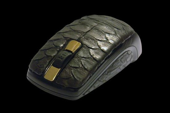 luxury-mouse-mj-python-leather-limited-edition qV5VH 22974