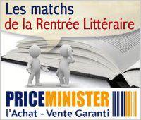 PriceMinister - Rentrée littéraire