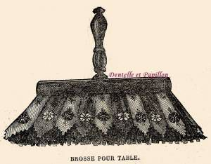 brosse table p300