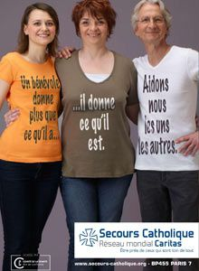 photo secours catholique