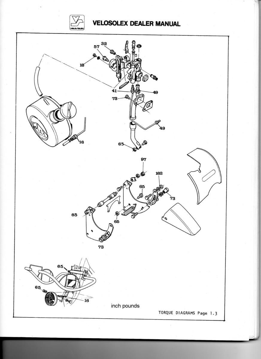 technical information for the 4600 v2 v3 velosolex solex 4600 by rh velosolex4600 over blog com Automotive Wiring Diagrams Light Switch Wiring Diagram