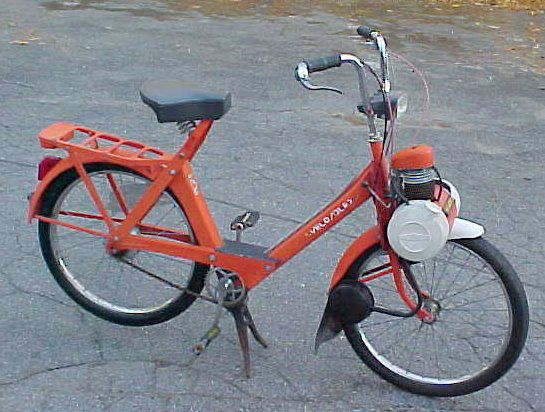 The Velosolex Solex 4600 (in English) - Velosolex Solex 4600