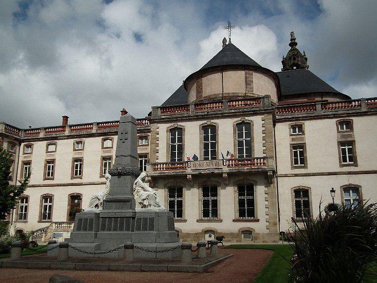 Luneville ballade dans la ville 2 le blog de denis algrange for Piscine de luneville