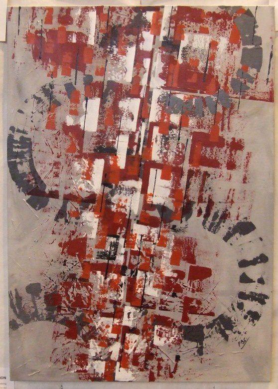 peinture sculpture algrange 8204