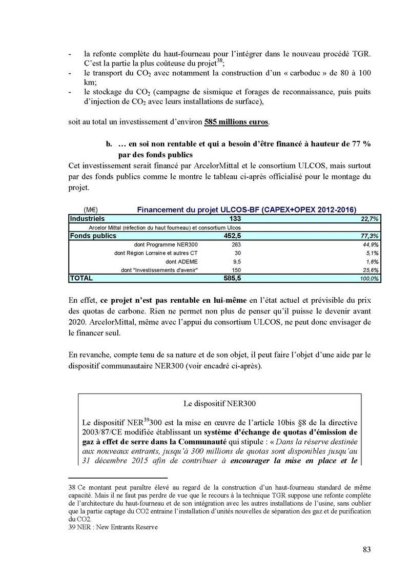 faure rapport arcelormittal0083