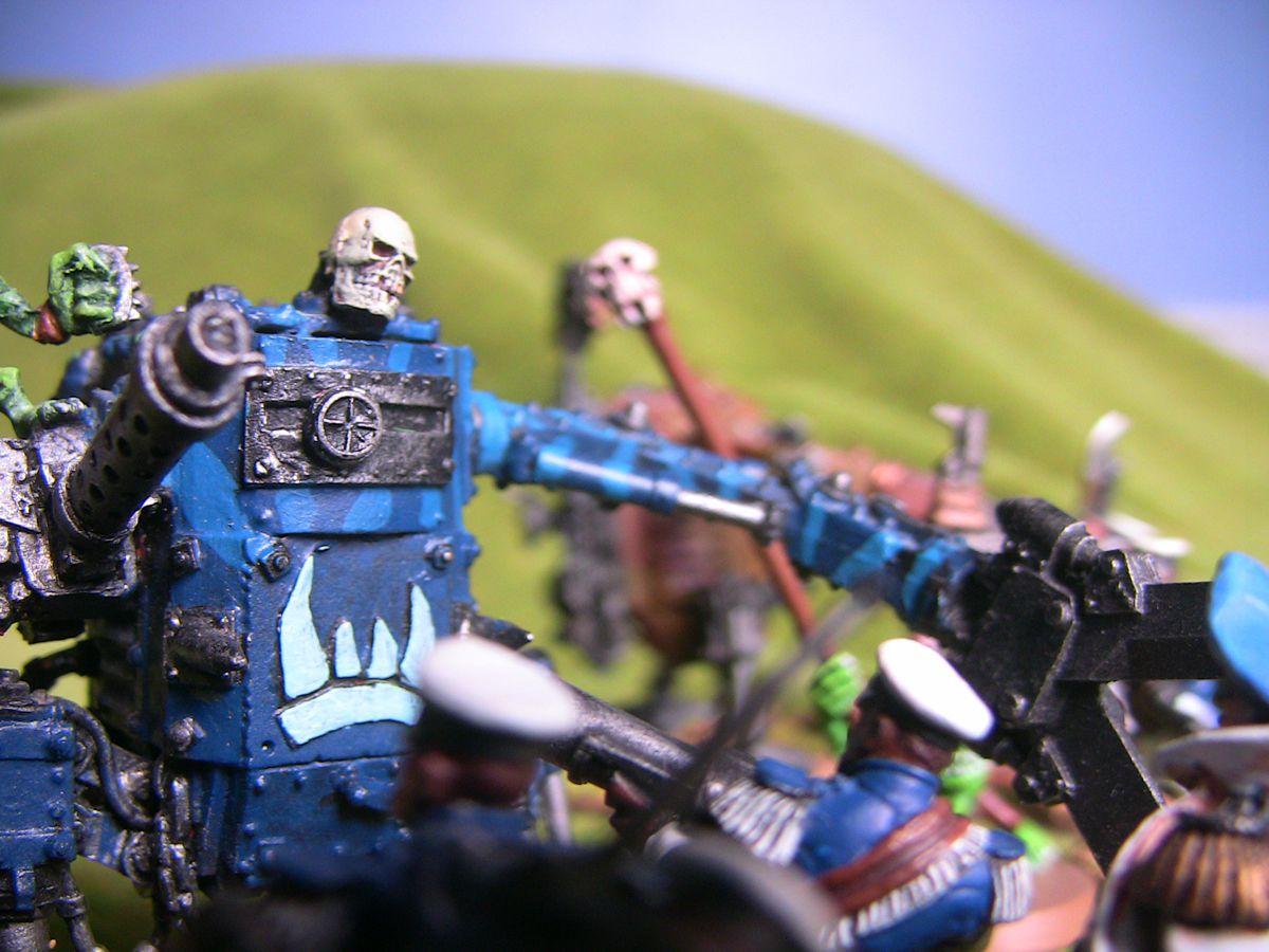 Orks et gretchins warhammer 40 000 les chroniques de for Portent warhammer