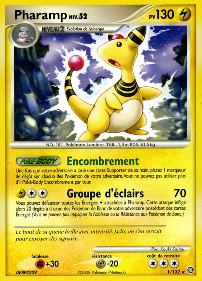 Cartes pokemon il y a de l 39 lectricit dans l 39 air - Photo de carte pokemon ex ...