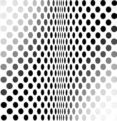 "Bridget Riley ""Metamorphosis"""