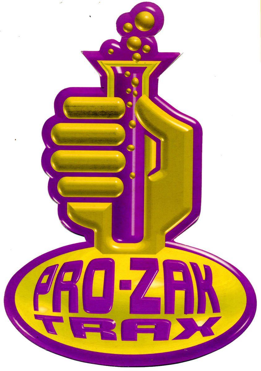 Pro-Zak Trax flyer