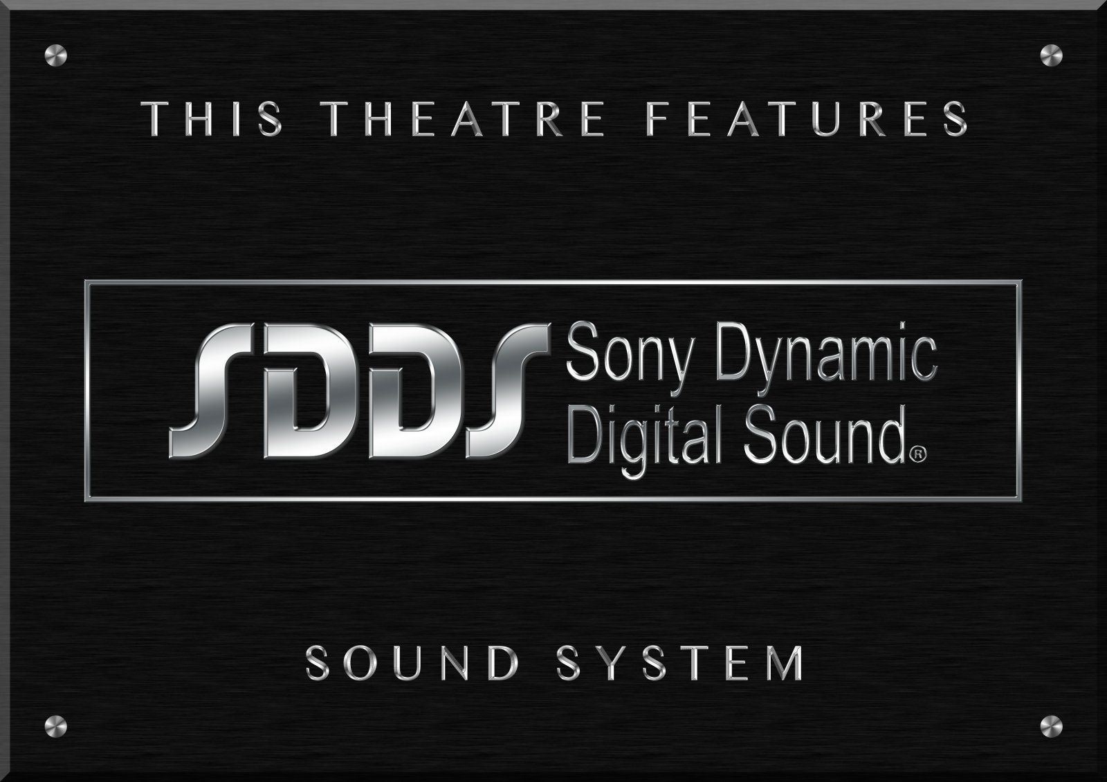 sony dynamic digital sound in selected theatres logo