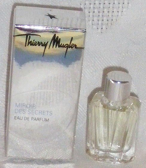 La s rie des miroirs fragrances for Miroir des secrets thierry mugler