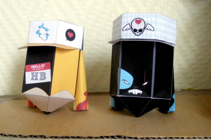 Papertoys by People Toys