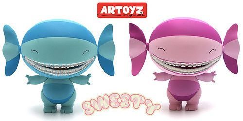 Toxic Candies Sweety by Stephane Levallois x Artoyz