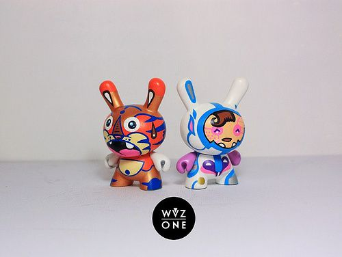 Dunny by Wuzone