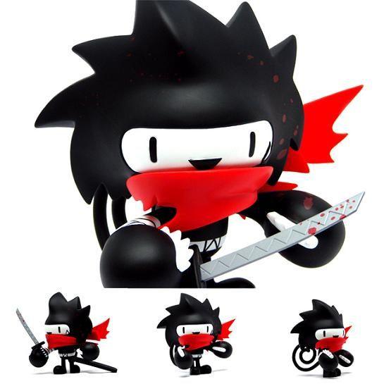 Designer toys Ninja Spiki