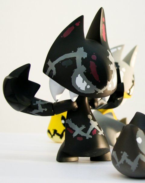 Art toys Lucius Black by Mist