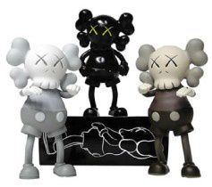 Kaws Companion by Kaws x Robert Lazzarini