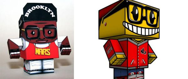 PaperToys by Kekli Studio