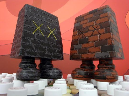 Collaboration entre Wonderwall et KAWS