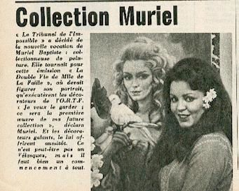 COLLECTION MURIEL