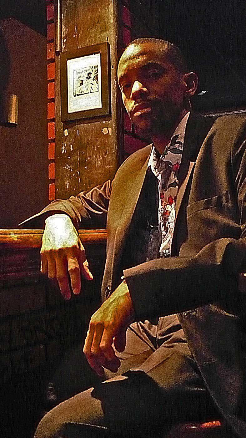 L'univers fantastico-caribéen de SIMON SOUL, personnage de BD écrivain aventurier.