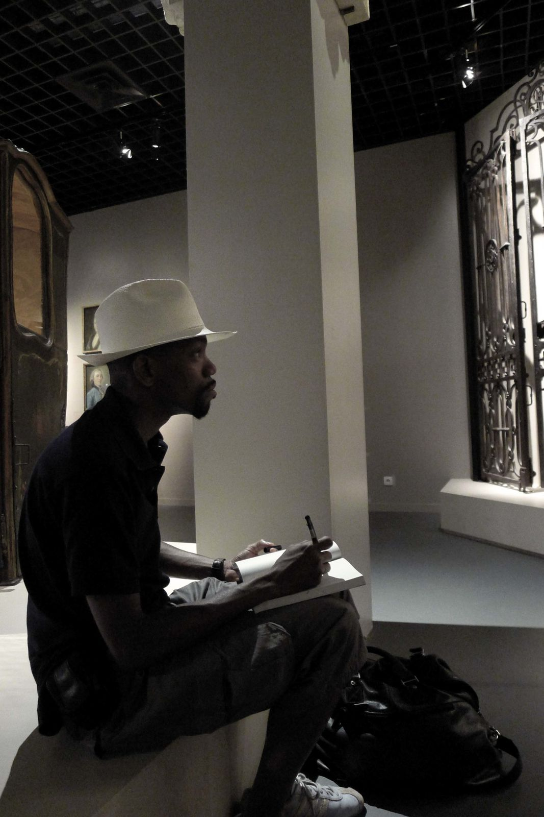Un voyage vers le sud ouest de la France, au musée de l'esclavage de Bordeaux.