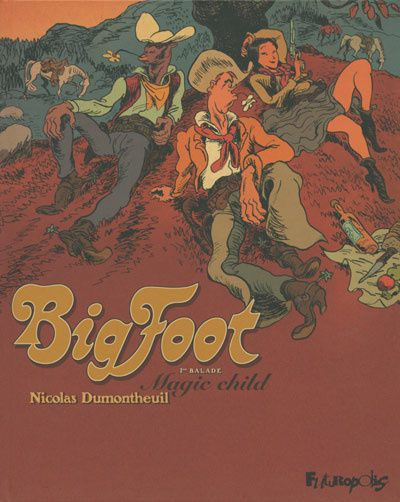 Big Foot Balade 1