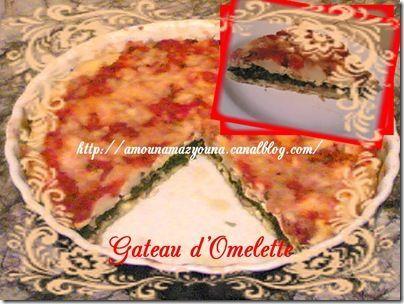 Gateau d'omelette(022)