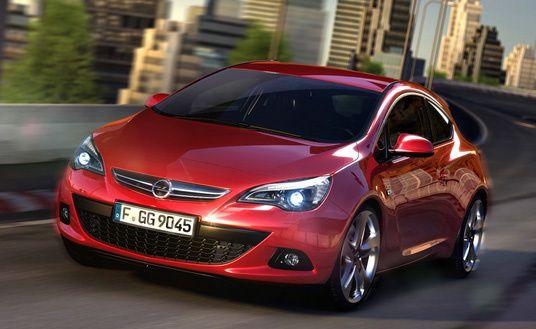 Opel Astra GTC 05