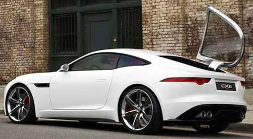 Jaguar F-Type 02