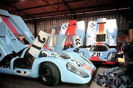Le Mans Steve McQueen 19
